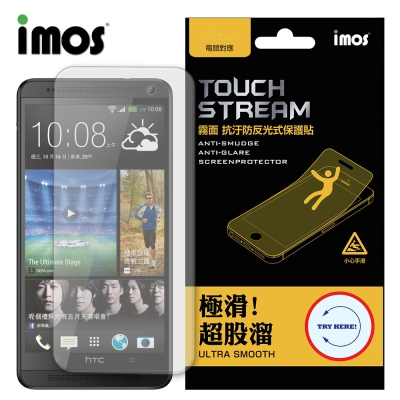 iMOS HTC ONE MAX 電競 霧面 螢幕保護貼