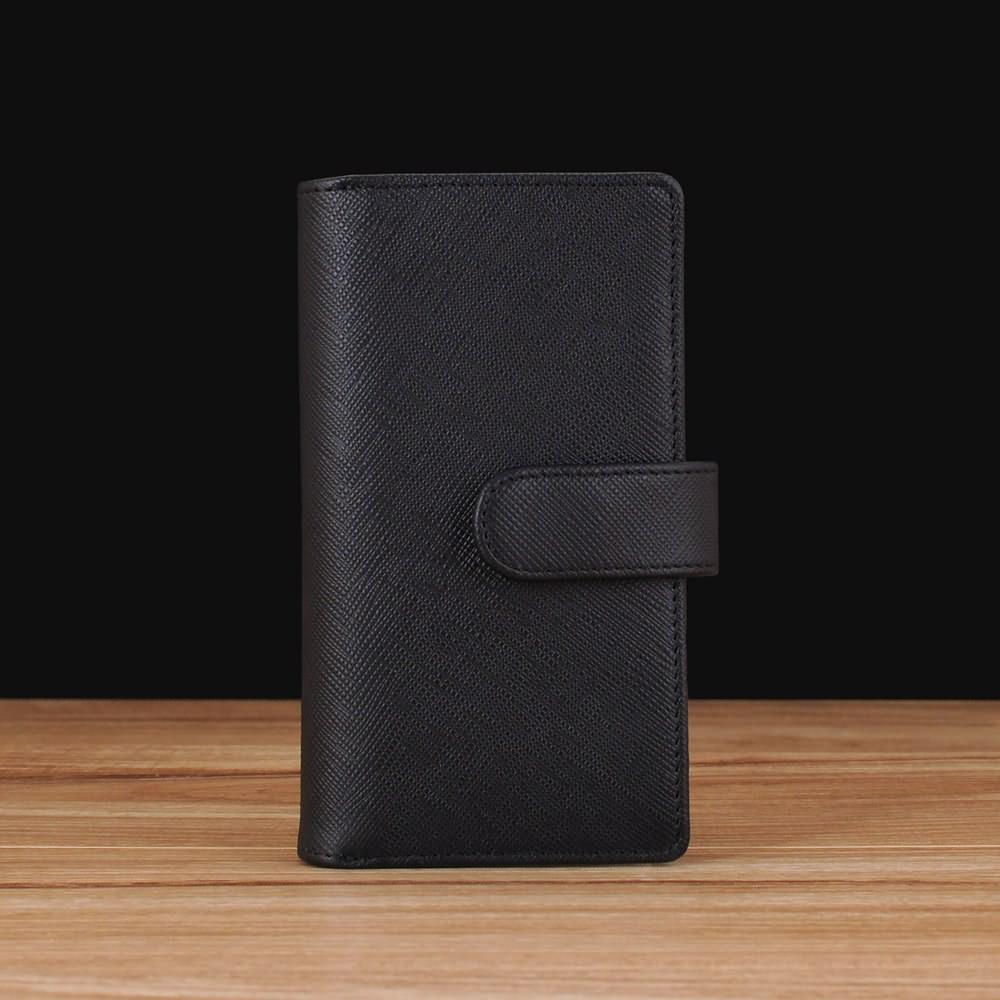 STORY皮套王 - 20卡牛皮信用卡收納夾 Style 90074