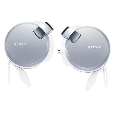 SONY單邊自動收線耳掛式耳機(MDR-Q38LW)
