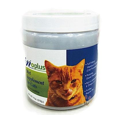 IN-PLUS贏 貓用 超濃縮卵磷脂 11oz 兩罐組