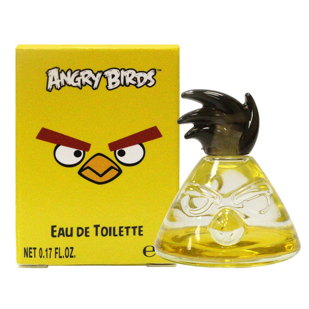 (即期品)Angry Birds 黃色衝刺鳥 小香 5ml