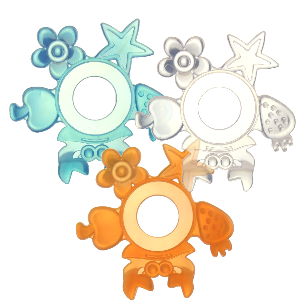 【貝喜力克】嬰兒固齒玩具(多功能)-2入