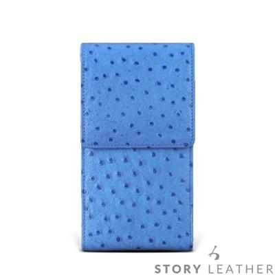 STORYLEATHER iPhone X 直式摺邊 客製化皮套