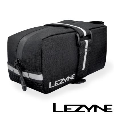 LEZYNE ROAD CADDY XL 防水坐墊包(黑)