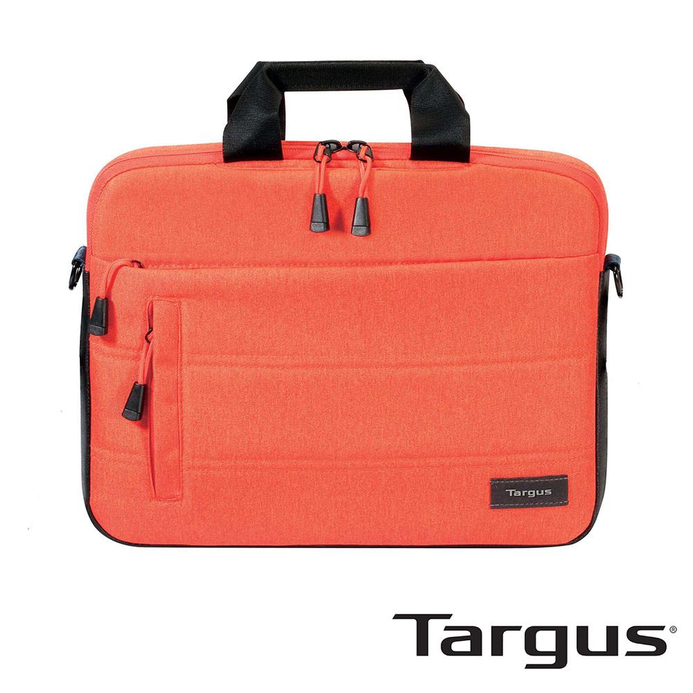 Targus Groove X Slimcase 13 吋 躍動電腦側背包-舞動橘