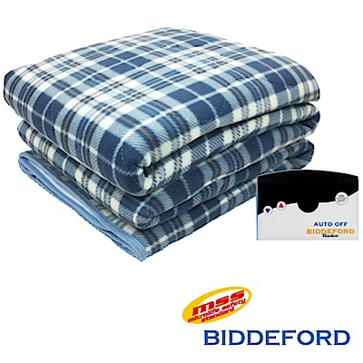 美國BIDDEFORD智慧型安全鋪式電熱毯 UBS-TF