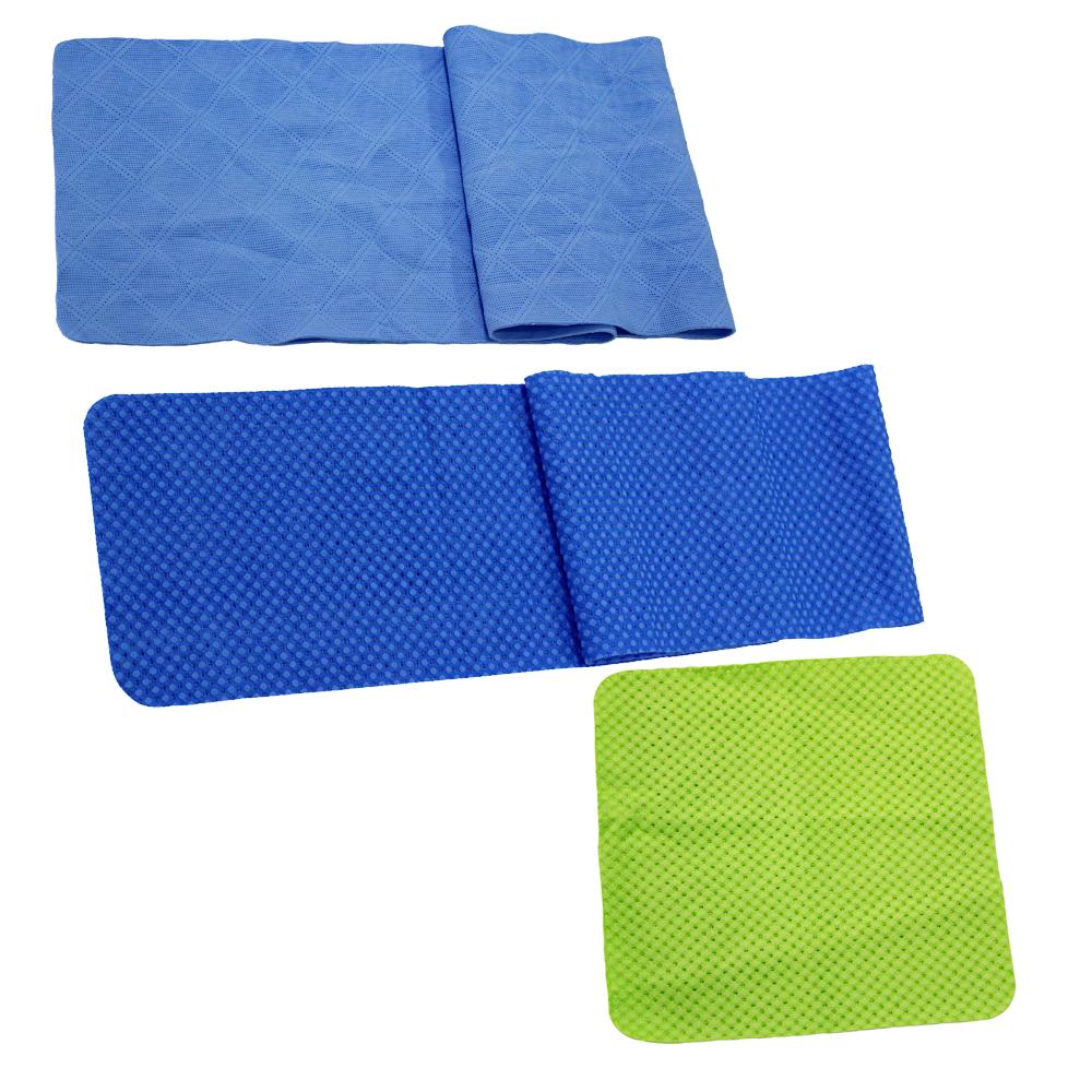 PVA仿麂皮涼巾-6入組合包