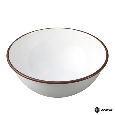 月兔印琺瑯調理盆-26cm