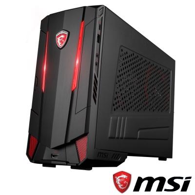 MSI微星 闇夜之刃MI3-046 電競電腦(i5-7400/GTX1050/128+1T/8G