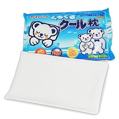 亞曼達Amanda 柔軟沁涼冰枕 軟性冰敷袋(大) -2入 @ Y!購物