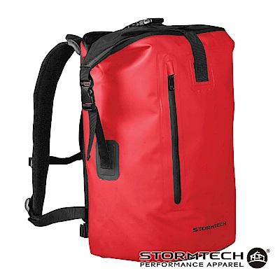 【加拿大STORMTECH】CWP-2亮彩輕量防水背包25L-紅