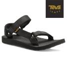 TEVA 美國-男 Original Universal 緹花織帶涼鞋 (黑)