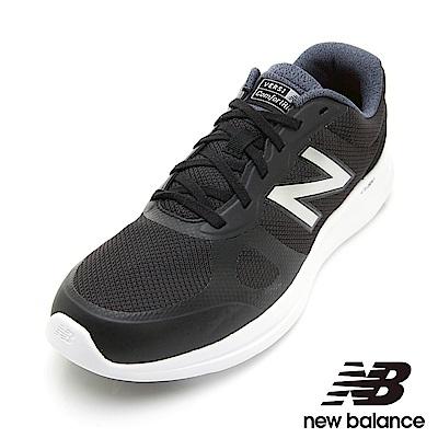 New Balance運動跑鞋MVERSLC1-4E男黑色