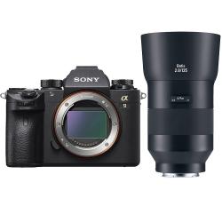 SONY A9 單機身 + Zeiss鏡頭超值組(公司貨)