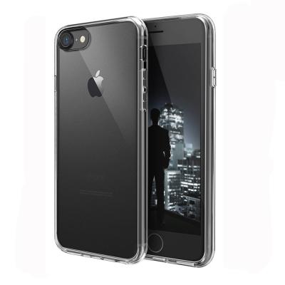 極簡派 Apple iPhone 7/8透明保護殼(送保貼)