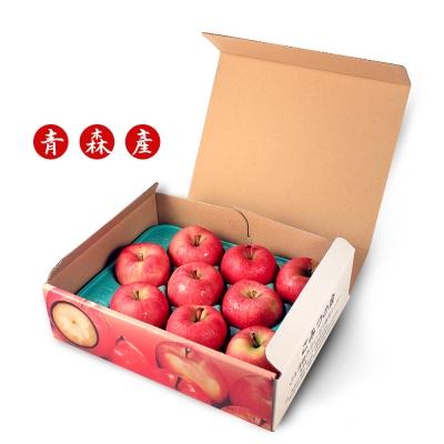 【鮮果日誌】日本青森蜜心蘋果2公斤禮盒(小蜜蘋果)