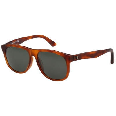 TOD'S 帥氣百搭中性款 太陽眼鏡 (琥珀色)TO9125