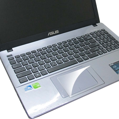 EZstick ASUS X550V X550VQ 用 TOUCH PAD 觸控版 保護貼