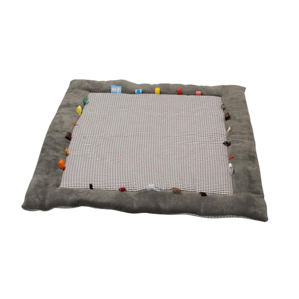 荷蘭Snoozebaby寶貝遊戲床墊/有機棉