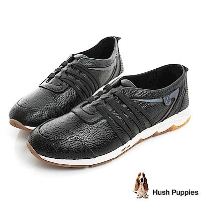 Hush Puppies CESKY 機能健走鞋-黑色