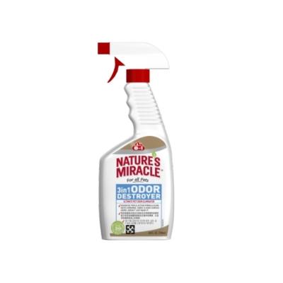 美國 8 in 1  自然奇蹟-衣物棉織品去味除臭噴劑  24 oz  2 入組