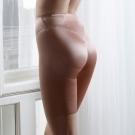 黛安芬-曲線美体衣系列 經典骨盤健康褲 M-EEL(粉)