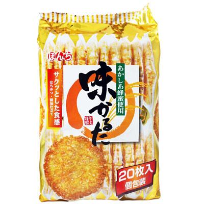 Bonchi 蜂蜜味付煎餅(360g)