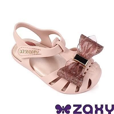 Zaxy 巴西 寶寶童魔法蝴蝶休閒娃娃鞋-粉紅