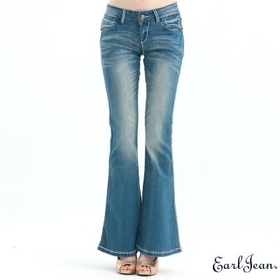 Earl Jean 低腰緊身喇叭褲