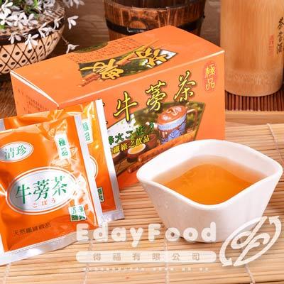 芬園農會 牛蒡茶 3盒 (20入/盒)