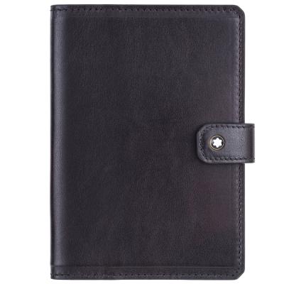 萬寶龍傳承系列牛皮5卡護照夾
