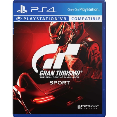 跑車浪漫旅 競速 GT Sport- PS4亞洲中文版