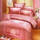 艾莉絲-貝倫 玫瑰物語 100%純棉 單人鋪棉床罩五件組 product thumbnail 1