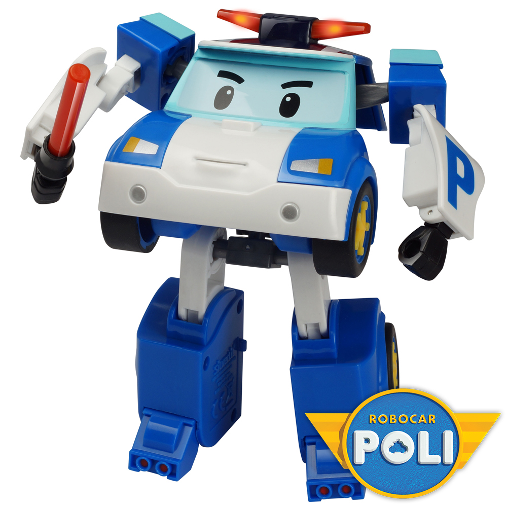 POLI 波力 變形系列 LED變形波力