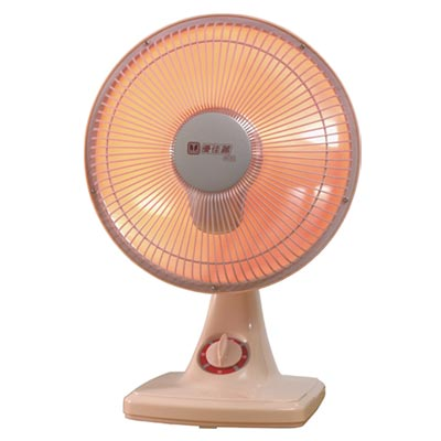 優佳麗10吋鹵素電暖器 HY-6101