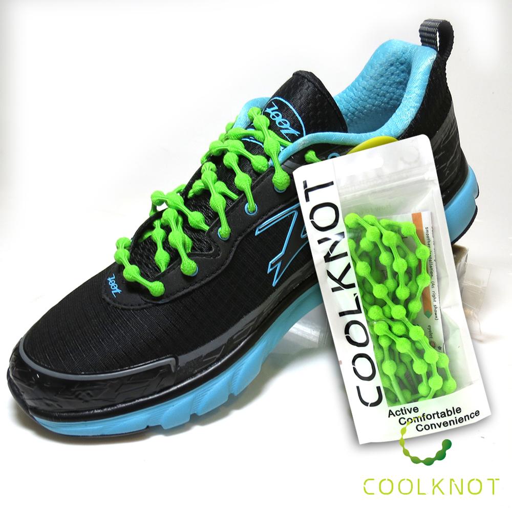 COOL KNOT 豆豆鞋帶(草原綠) CK15-05