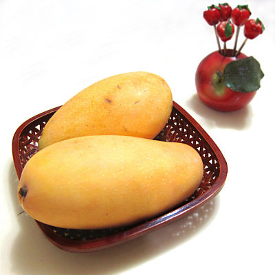果之家 香Q甜蜜金煌芒果5台斤(約2-4顆)