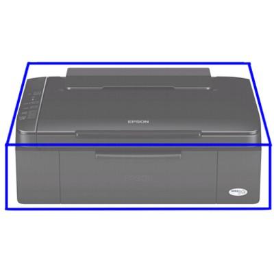印表機防塵套 - EPSON Stylus T22 彩色噴墨印表機
