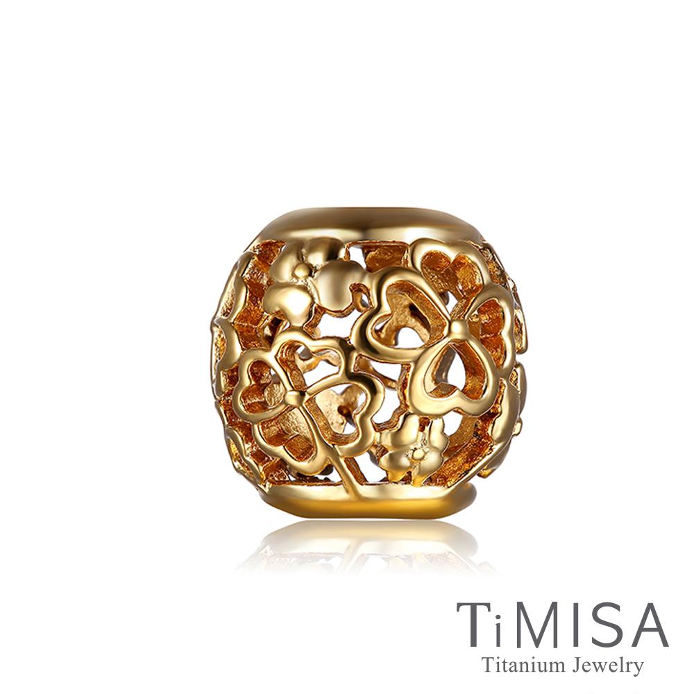 TiMISA 小確幸 純鈦飾品 串珠(雙色可選)