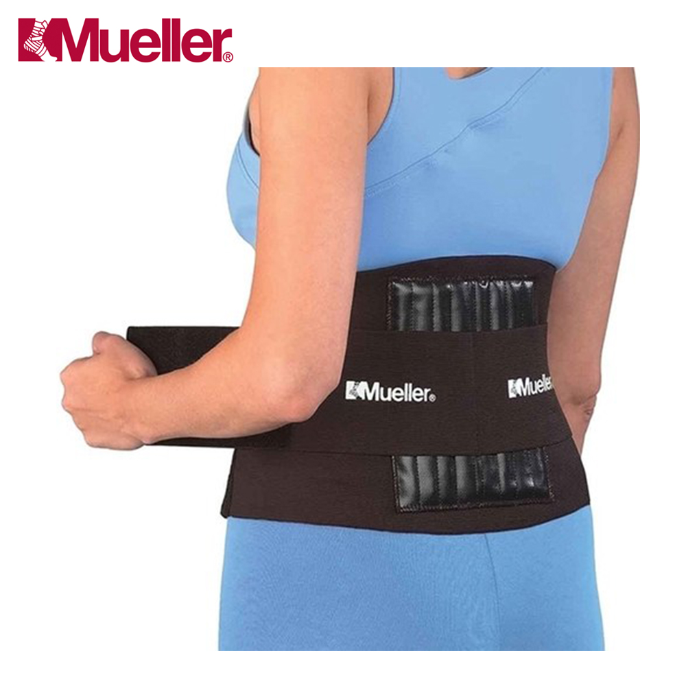 MUELLER 慕樂 腰部護具 黑 1入 MUA4581