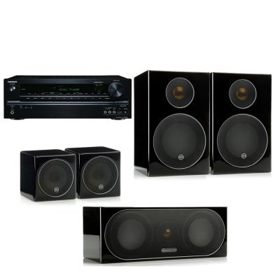Monitor Audio Radius 90+Onkyo NR535劇院組合