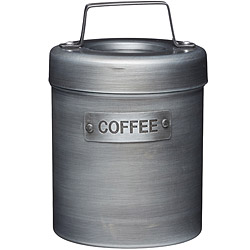 KitchenCraft 工業風收納罐(咖啡)