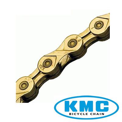 KMC桂盟 X9L半輕峰鏈條-金