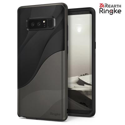 RINGKE 三星 Galaxy Note 8 Wave 流線型雙層邊框防撞手機...