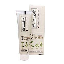 韓國2080 草本護齦牙膏-酸冷抗敏120gX2入
