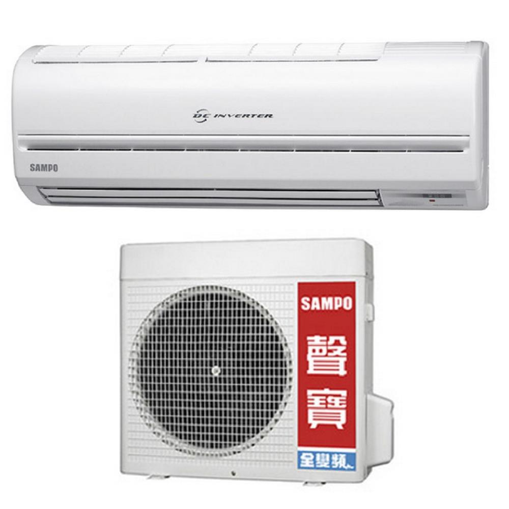 聲寶6-8坪精品系列變頻單冷分離式冷氣 AM-QH36D/AU-QH36D