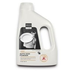 紐西蘭ecostore 環保洗碗粉-經典檸檬 1kg