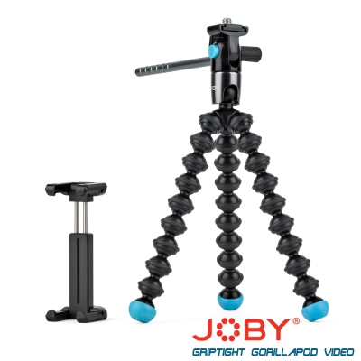 JOBY 磁力錄影腳架(含手機夾)  GripTight GorillaPod ...
