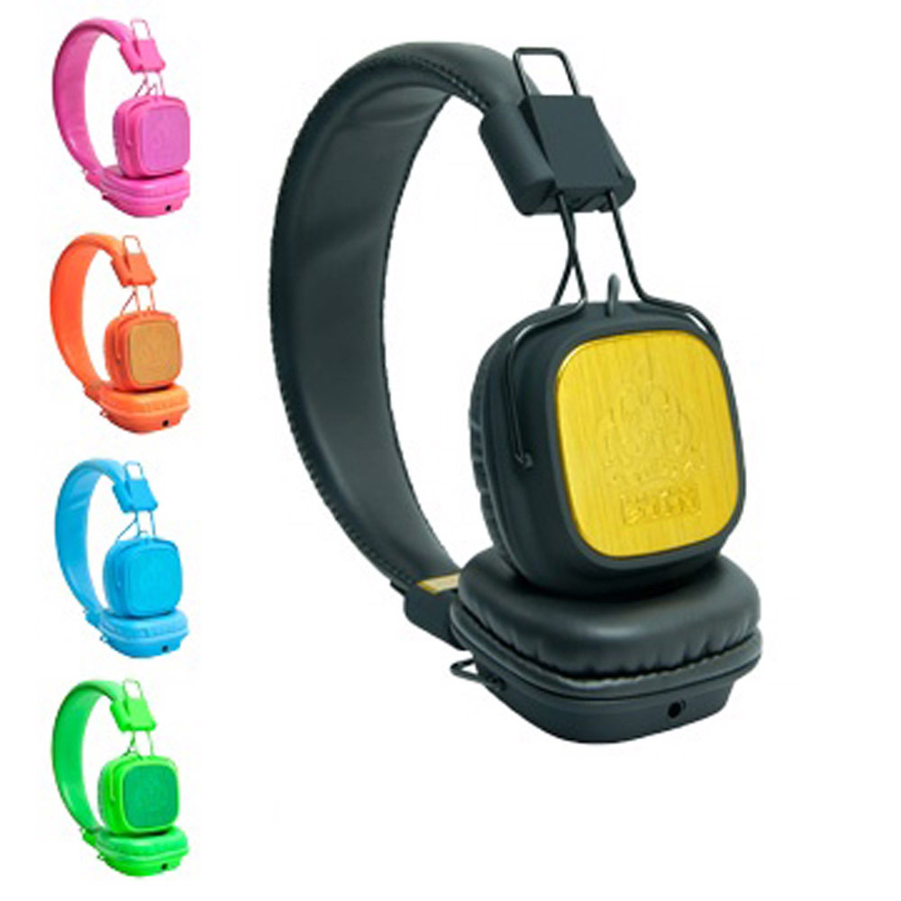 ELEPHANT 王者頭戴式線控耳機 KING BLACK (IPHS009)