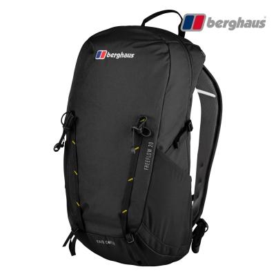 【Berghaus貝豪斯】FREEFLOW登山背包20LT27XC1黑
